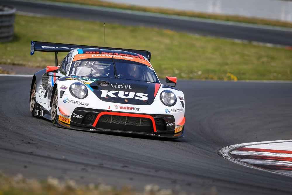 Schnellster Porsche-Pilot: Weltmeister Timo Bernhard