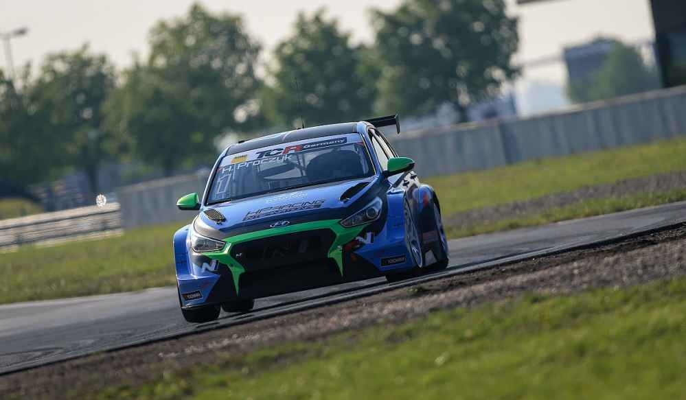 Neues Qualifyingergebnis in der ADAC TCR Germany
