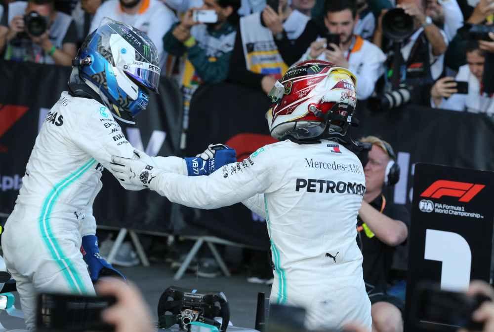 Doppelsieg für Mercedes in Baku!