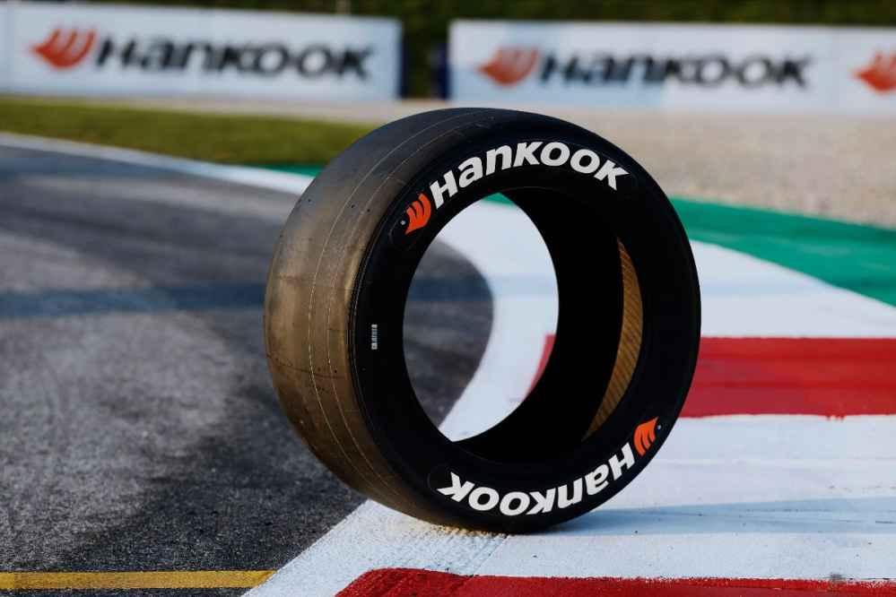 Hankook ist der exklusive Reifenpartner der DTM