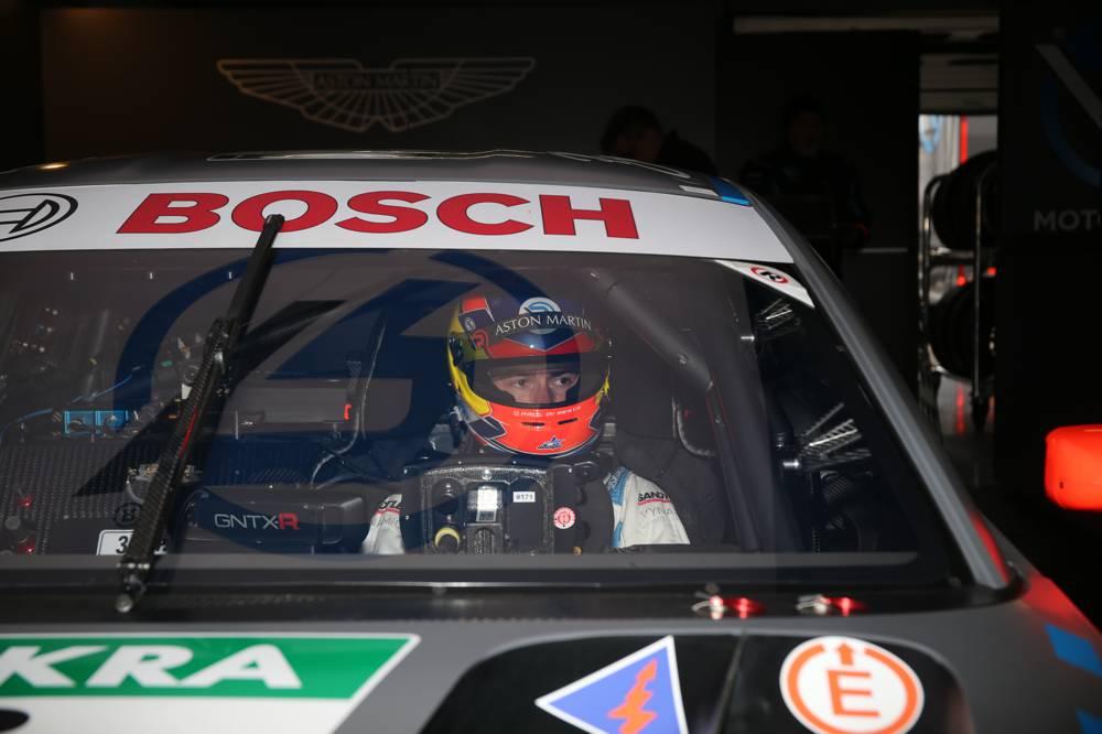 Paul Di Resta fuhr seinen 800. DTM-Punkt ein