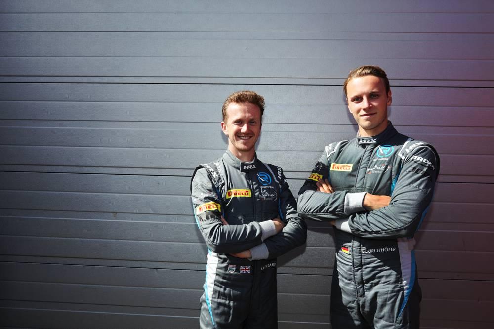 Ricky Collard und Marvin Kirchhöfer fuhren zweimal in die Punkte