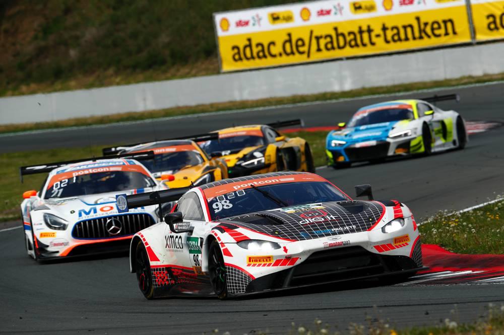 Aston Martin und Propeak Performance hoffen auf die ersten Saisonpunkte