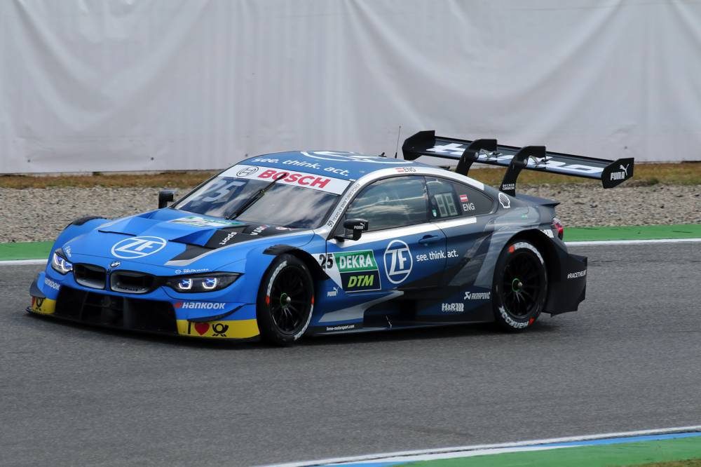 Philipp Eng geht von Startplatz drei ins Rennen
