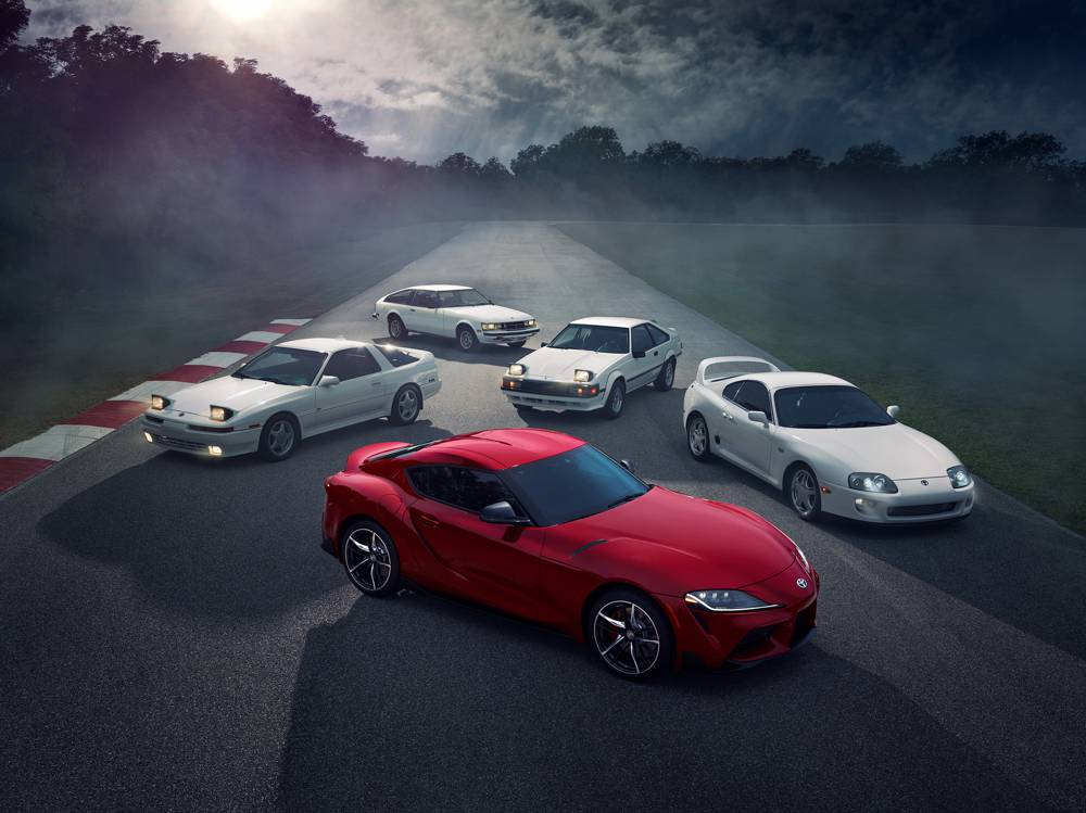 Toyota Collection zelebriert den Supra