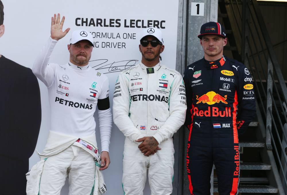 Hamilton holt Pole in Monaco vor Bottas und Verstappen