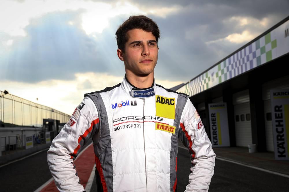 Thomas Preining gewann bereits ein Saisonrennen