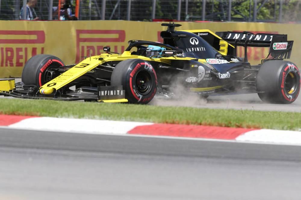 Positive Überraschung war der vierte Platz von Daniel Ricciardo.