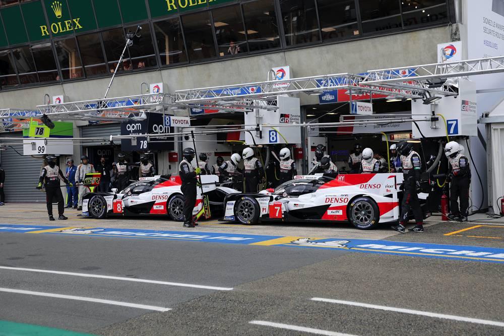 Le Mans Live