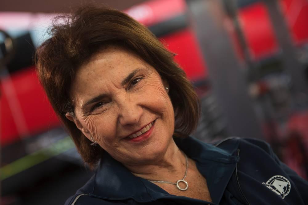 Michèle Mouton, FIA Sicherheitsbeauftragte