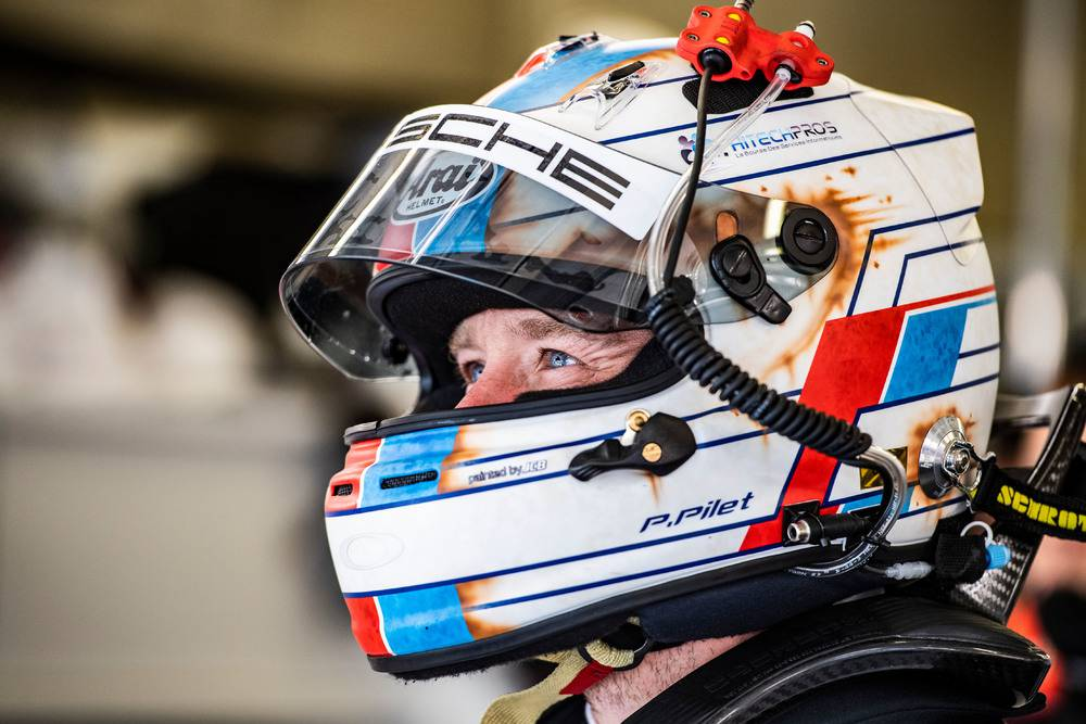 Patrick Pilet (F), Porsche GT Team