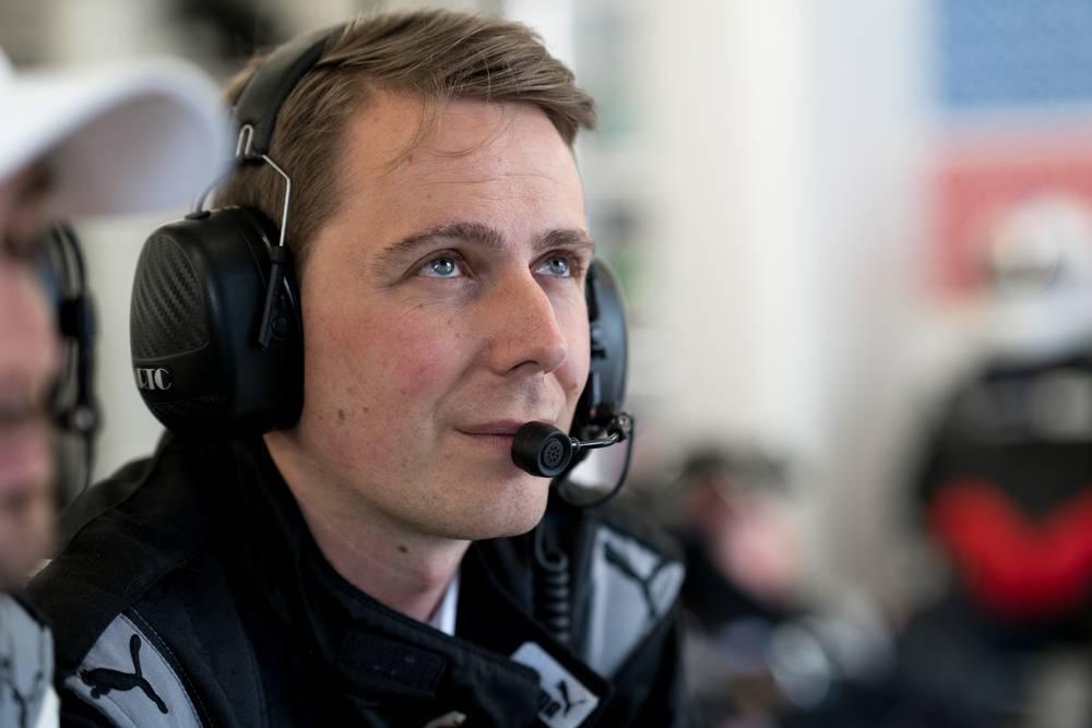 Steffen Höllwarth (Programmmanager IMSA SportsCar Championship)