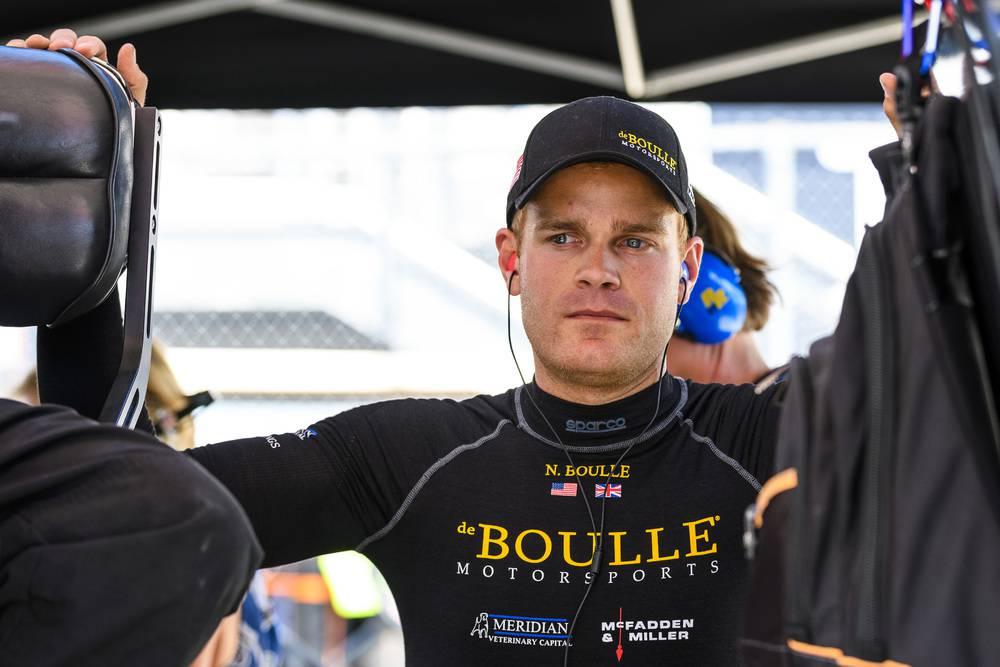 Park Place Motorsports: Nicholas Boulle