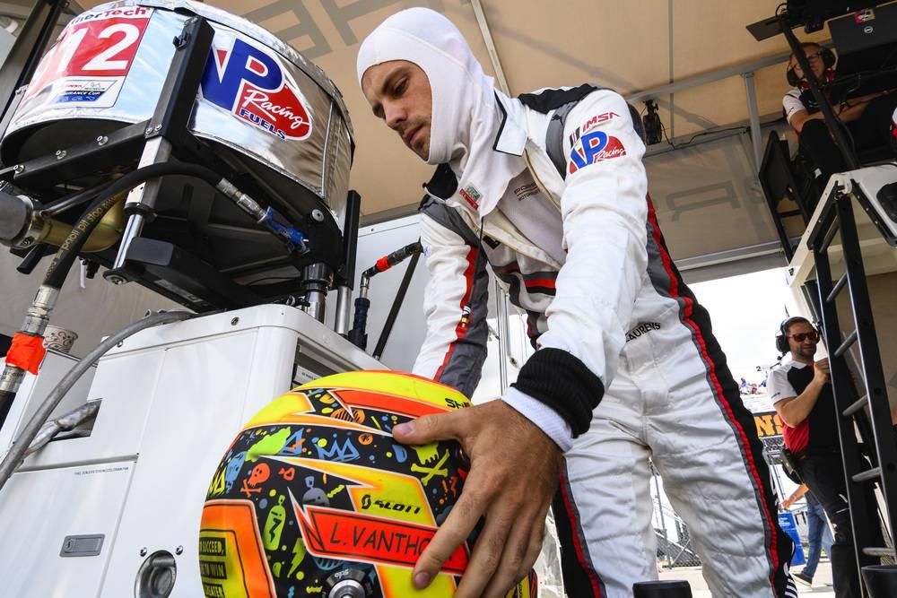 Porsche GT Team: Laurens Vanthoor