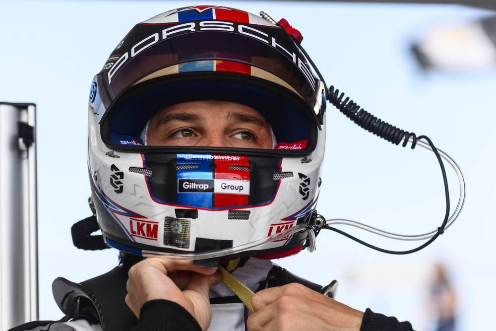 Earl Bamber (NZ), Porsche GT Team