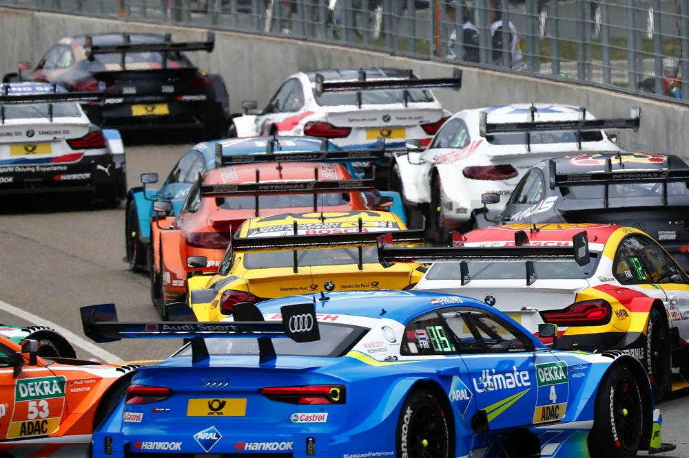 Thunder in the City – DTM-Highlight am Norisring