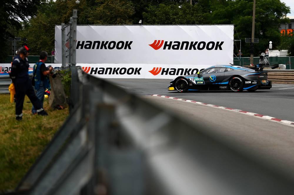 Aston Martin glänzt mit Daniel Juncadella - Rang sechs