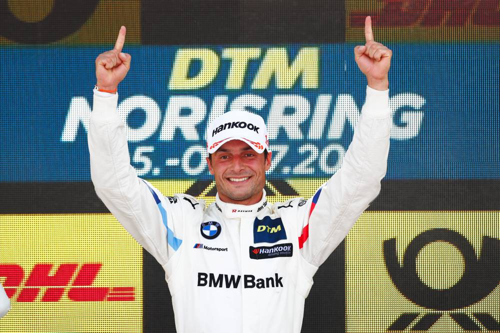 DTM High Five: Spengler Rekordsieger am Norisring