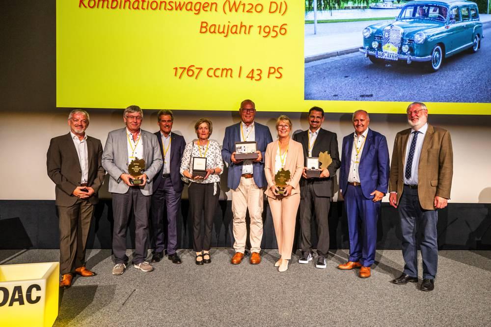 Die Sieger der ADAC Deutschland Klassik 2019