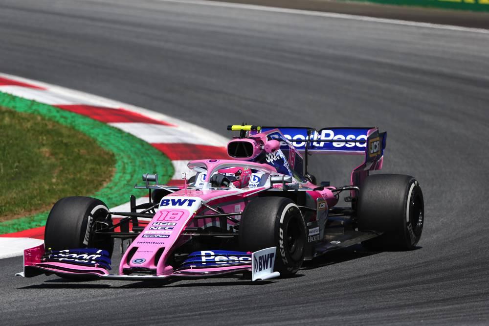 Heimspiel auch für Racing Point