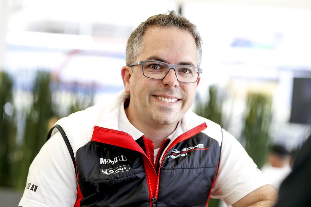 Pascal Zurlinden (Gesamtprojektleiter GT Werksmotorsport)