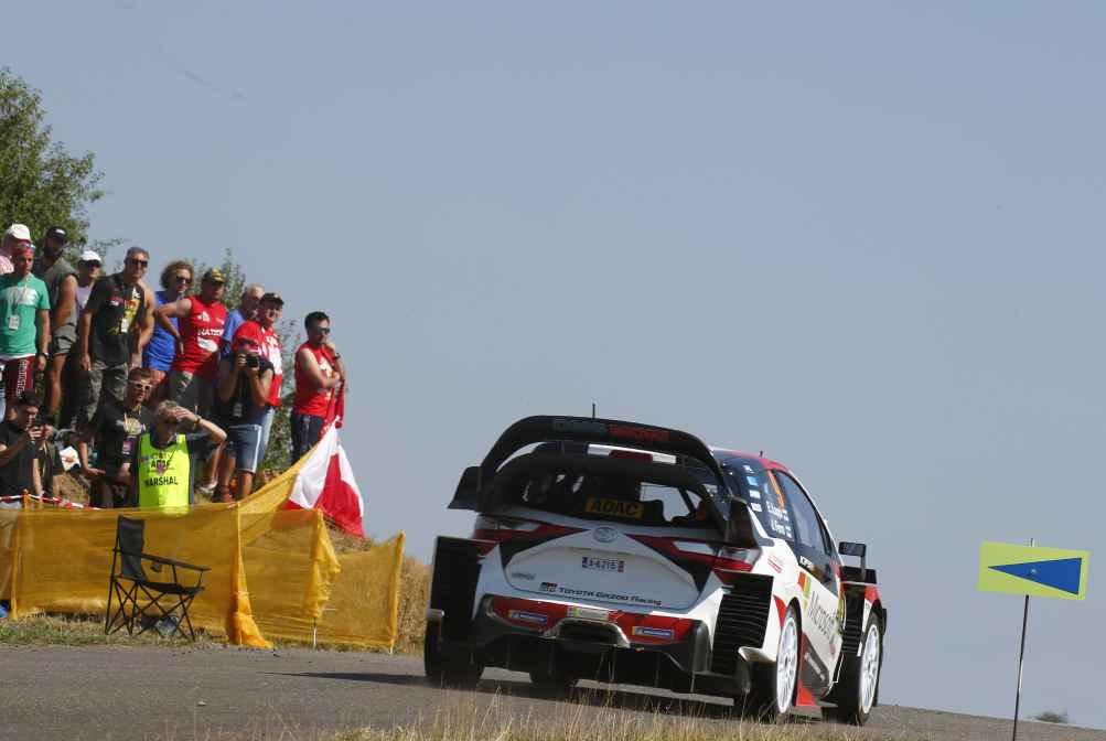 Die Streckenposten der ADAC Rallye Deutschland tragen eine hohe Verantwortung.