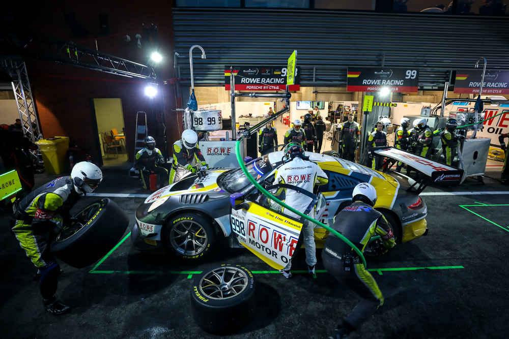 ROWE Racing (998), Frederic Makowiecki (F), Patrick Pilet (F), Nick Tandy (GB)