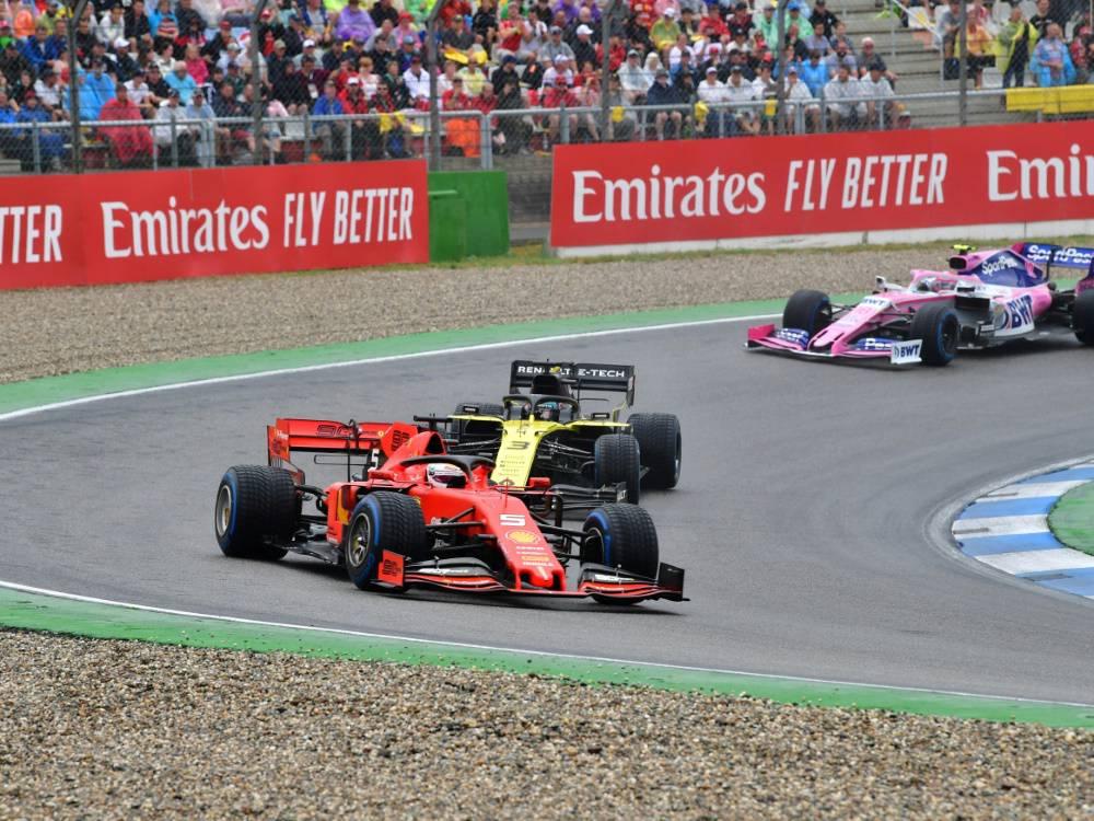 Rtl F1 2019