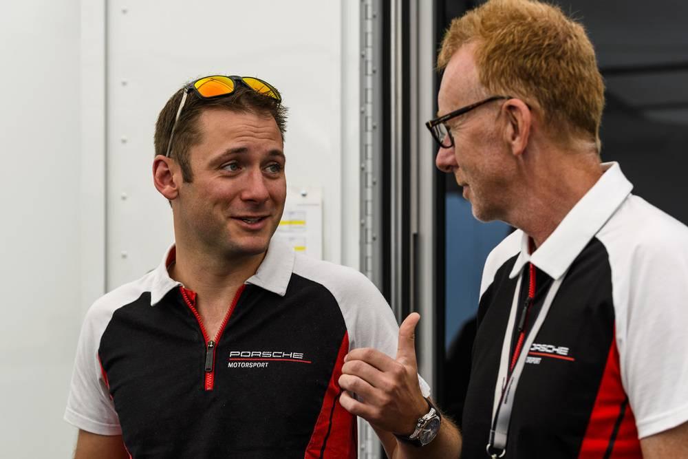 Nick Tandy (GB), Porsche GT Team