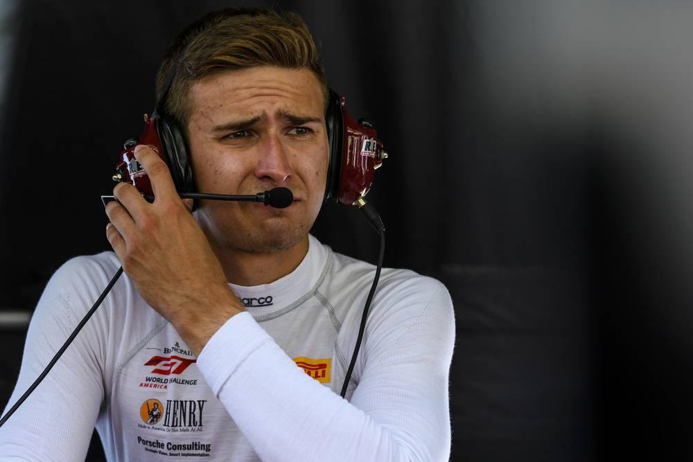 Matt Campbell (AUS), Pfaff Motorsports