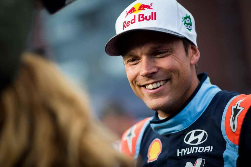 Mikkelsen/Jæger-Amland auf Platz vier bestplatziertes Hyundai Team