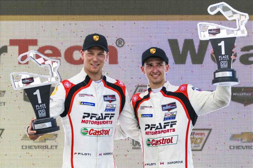 Pfaff Motorsports: Zacharie Robichon (CDN), Matt Campbell (AUS)