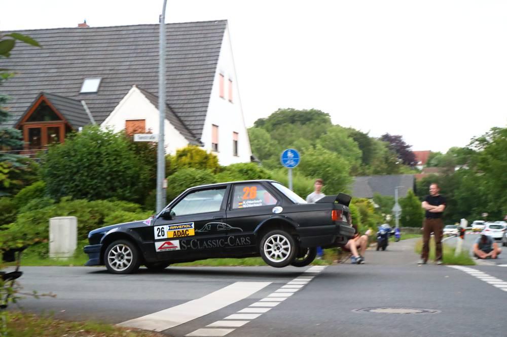 Das Ziel ist der Divisionssieg für Kai Otterbach im BMW E30 320iS