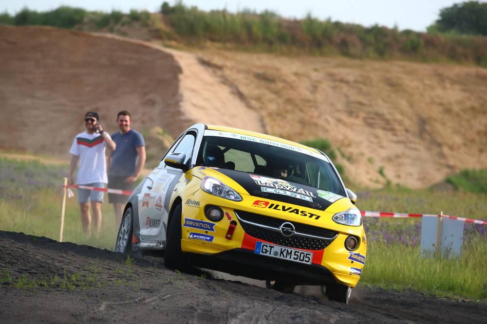 Eerik Pietarinen möchte in Sulingen den zweiten Saisonsieg einfahren