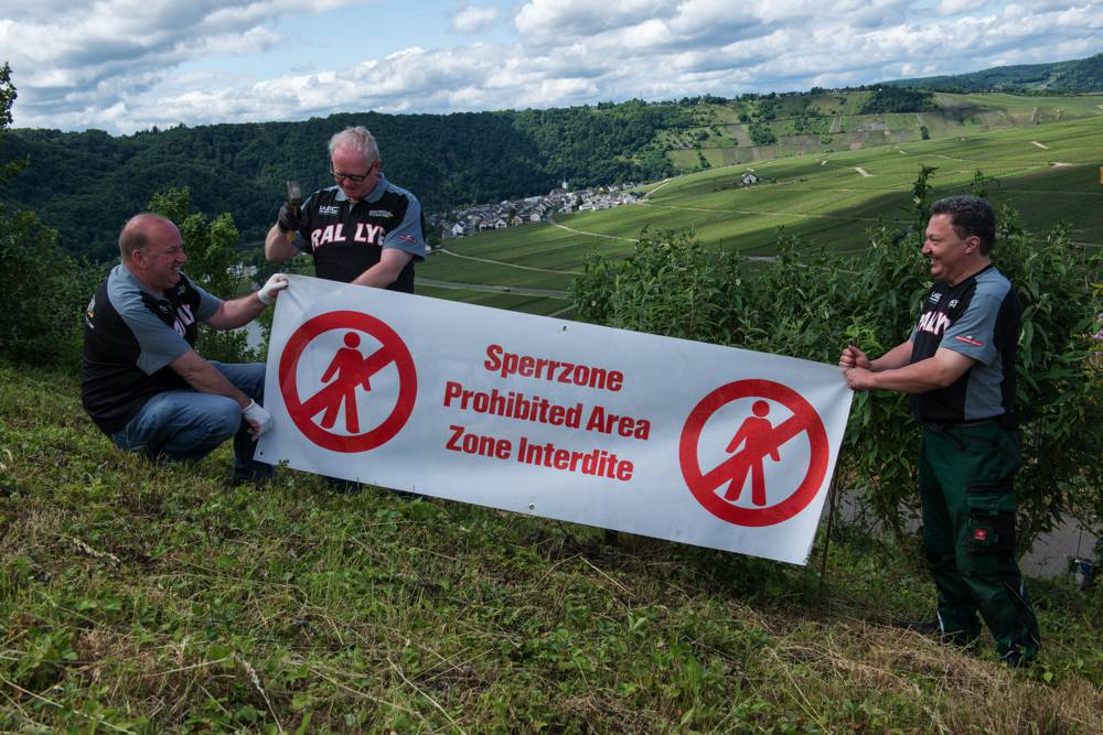 Die Ausweisung von Sperrzonen dient sowohl der Sicherheit als auch dem Umweltschutz