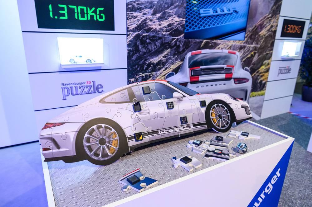 Porsche 4Kids: Porsche Performance Puzzle