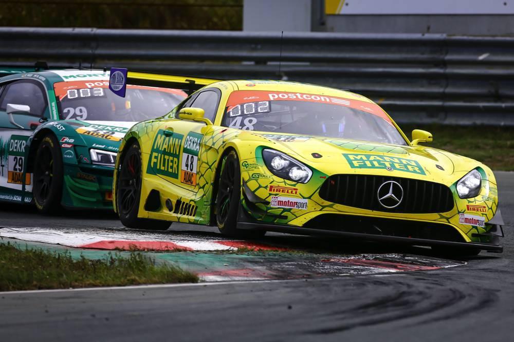 Platz drei für Philip Ellis und Fabian Vettel