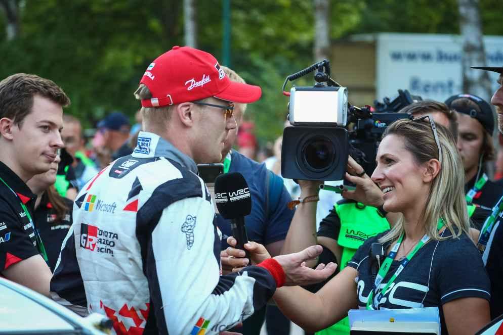 61.040.000 Zuschauer verfolgten 2018 die ADAC Rallye Deutschland weltweit im Fernsehen.