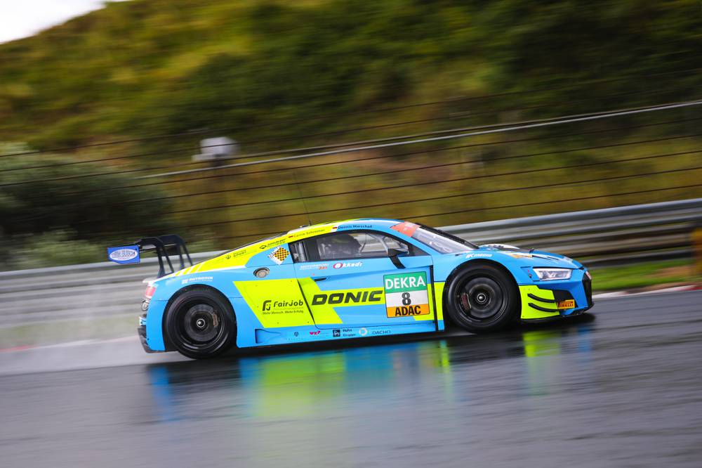 Bestes Qualifying des Jahres für HCB-Rutronik Racing-Pilot