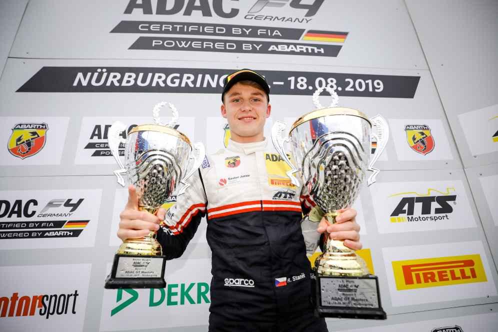 Gewinnt zum Abschluss auf dem Nürburgring: Roman Stanek