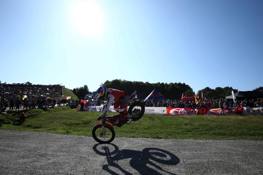 ADAC Rallye Deutschland, Trial-Freestyle-Show