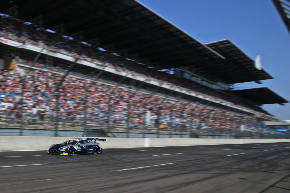 Die DTM absolvierte in der Lausitz ihr 500. Rennen