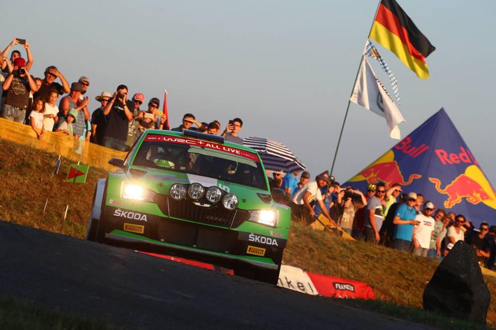 ADAC Rallye Deutschland, Skoda Motorsport, Fabian Kreim