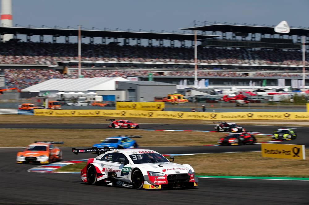 Audi mit Fünffach-Triumph vorzeitig zum Hersteller-Titel