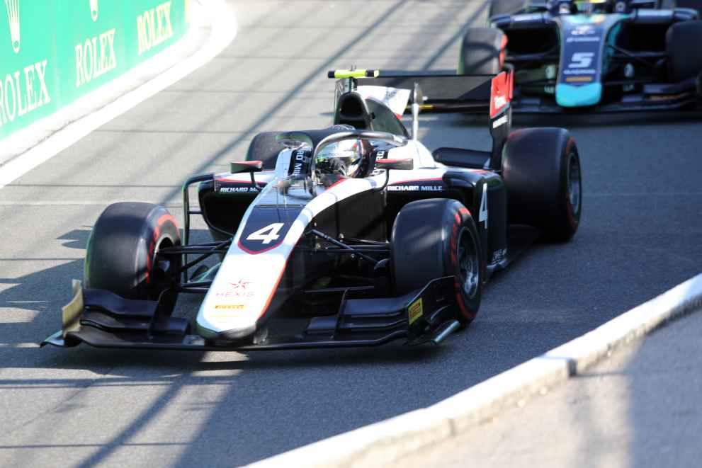 Nyck de Vries holt sich die Formel  2 Pole