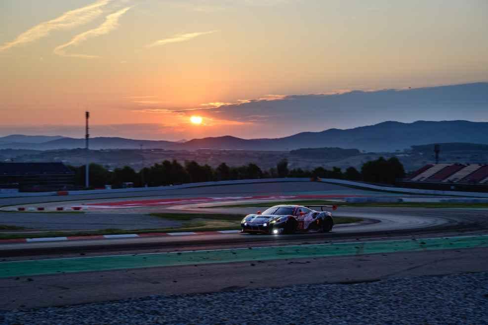 Platz sieben auf dem Circuit de Barcelona-Catalunya