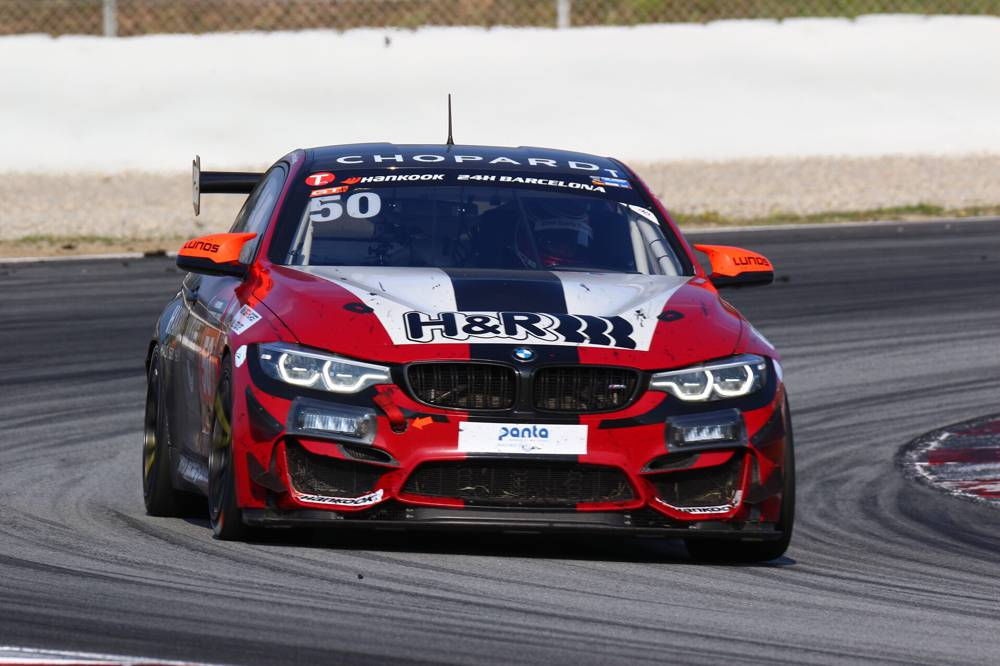 Hofor Racing by Bonk Motorsport erfolgreich in der 24h Endurance Series Europe