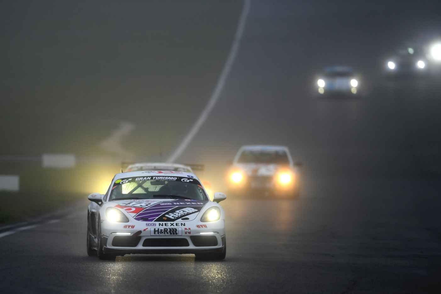 Das Team NEXEN TIRE Motorsport hatte am Ende die besseren Karten