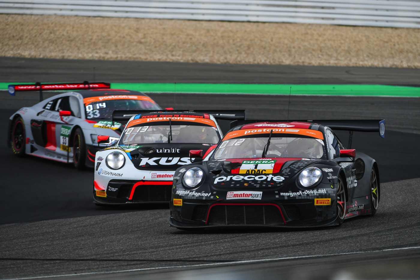 Porsche will beim Heimspiel den zweiten Saisonsieg