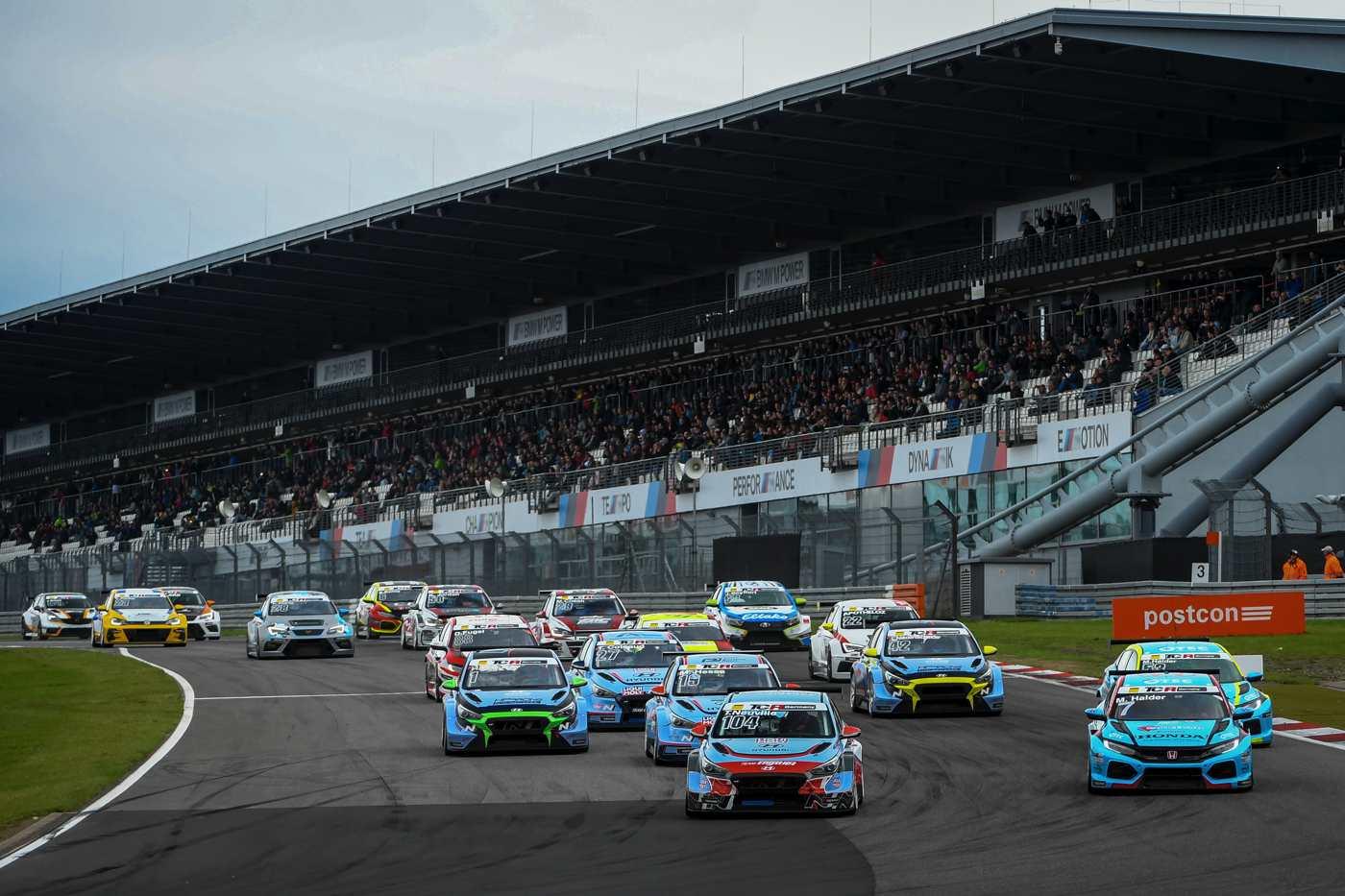 Die ADAC TCR Germany startet in die heiße Saisonphase